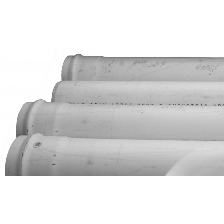Caño PVC J/E Cloacal IRAM