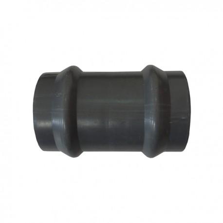 Cupla H-H PVC Agua Junta Elástica