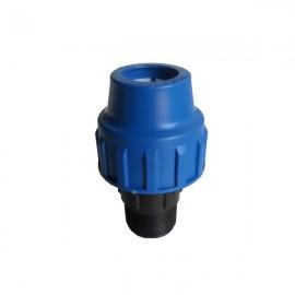 Acople Compresión Mecánico - Rosca Macho