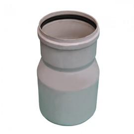 Reducción PVC Cloacal Junta Elástica